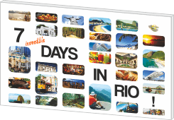 Best Itinerary for Rio - 7-day e-guidebook