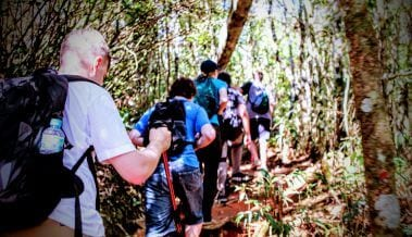 Hiking and Trekking Rio