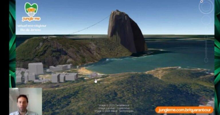 Virtual tour Rio de Janeiro