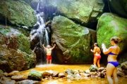 Tijuca Park Waterfall